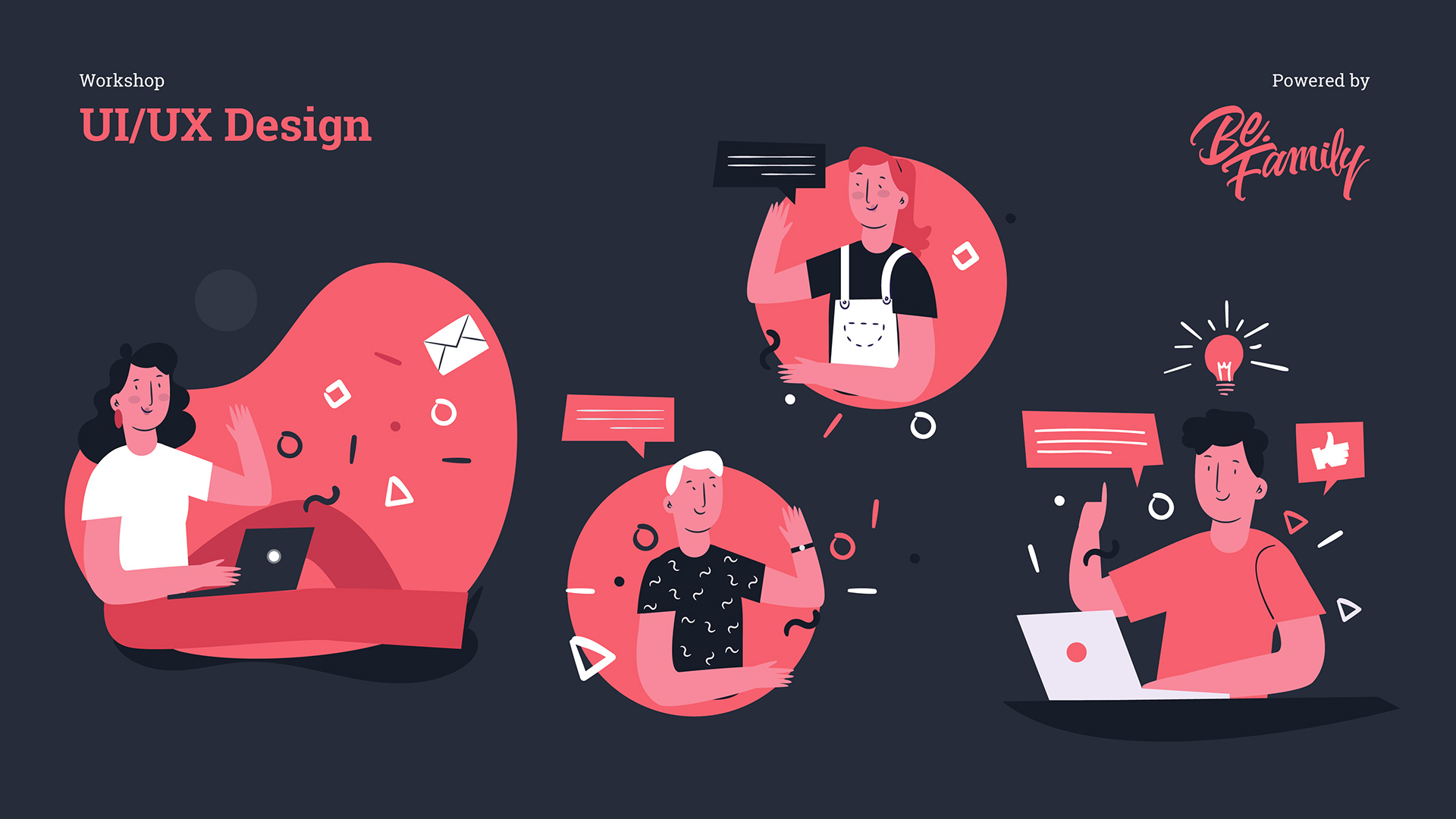 UI/UX: Design Thinking workshop