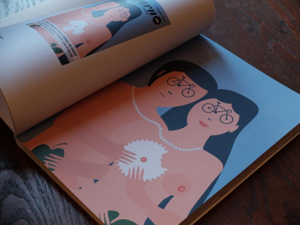 Book presentation of Lungarno magazine covers