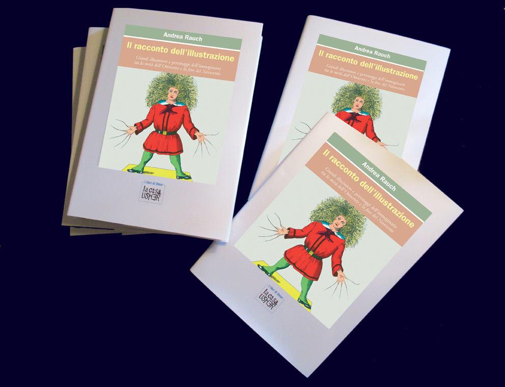 """Book presentation """"Il Racconto dell'illustrazione"""" by Andrea Rauch"""