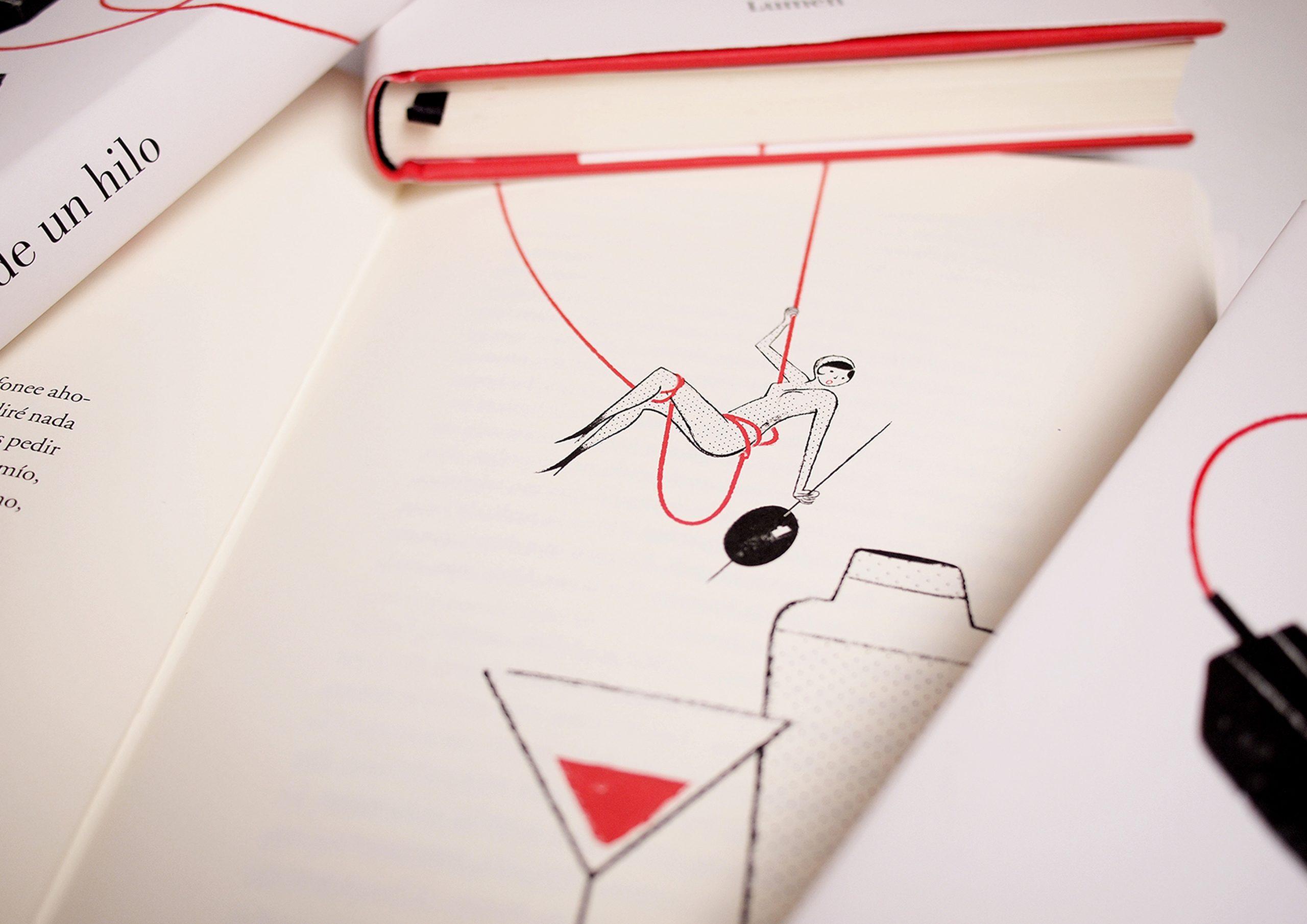 Portfolio review for illustrators with Simone Massoni