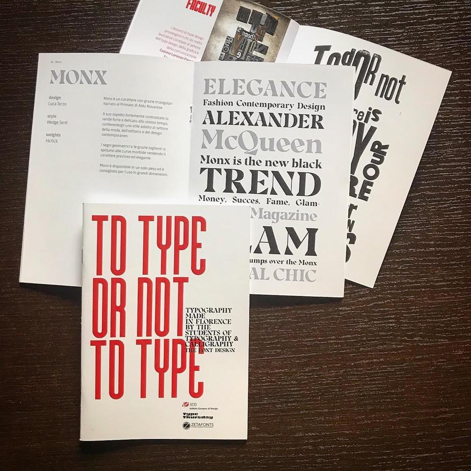 Italians do it better: the renaissance of Italian type design